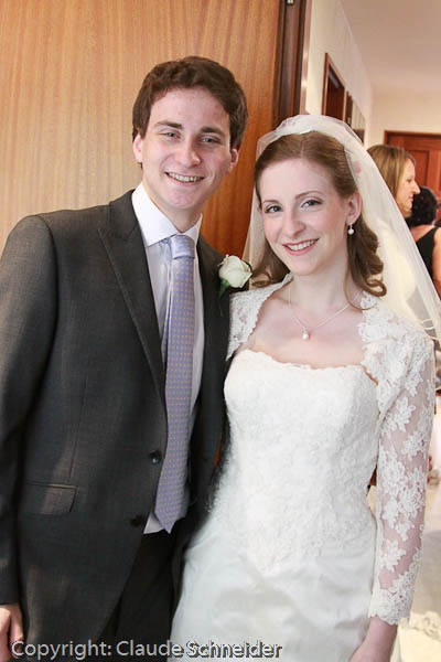 Robbie & Sophie's Wedding - Photo 22