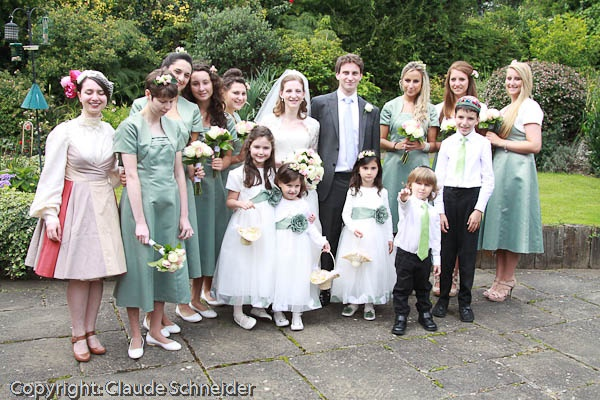 Robbie & Sophie's Wedding - Photo 61