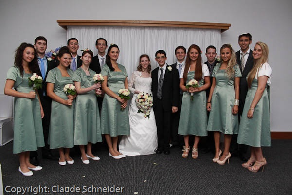 Robbie & Sophie's Wedding - Photo 170