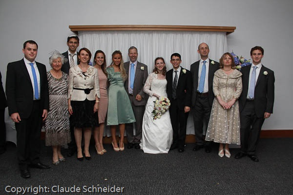 Robbie & Sophie's Wedding - Photo 179