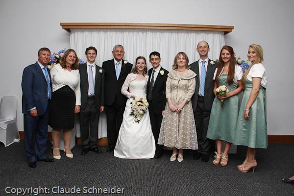 Robbie & Sophie's Wedding - Photo 183