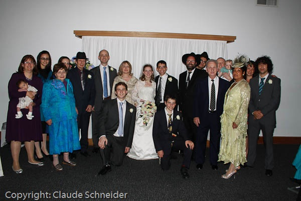 Robbie & Sophie's Wedding - Photo 187