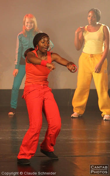 Swagger - CUCDW Dance Show 2012 - Photo 4